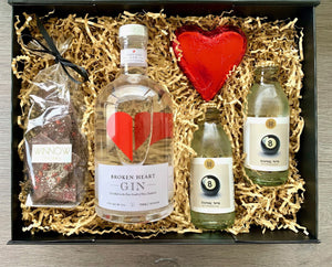 Broken Heart Gin Gift Hamper