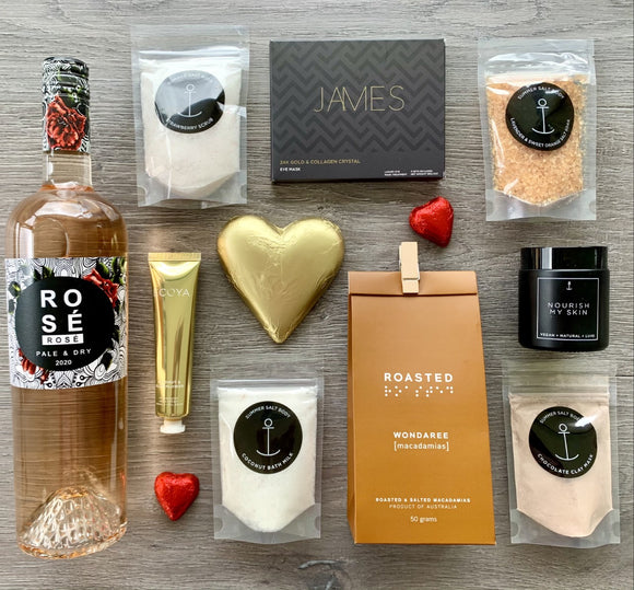 Rosé Love Wine Hamper