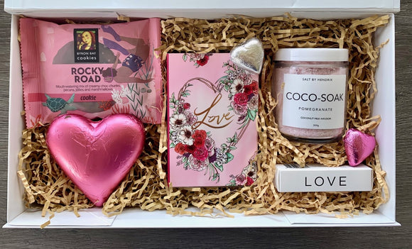 The Gift Of Love Pamper Hamper