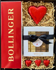 Be Mine Champagne Gift Hamper