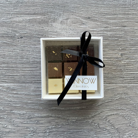 Winnow Hazelnut Cubes