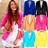 Spring Women Blazers And Jackets