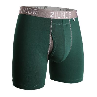 MENS BOXER BRIEF - GREEN
