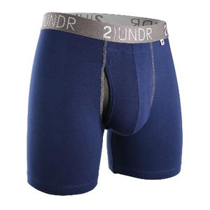 MENS BOXER BRIEF - NAVY