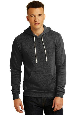 PULLOVER HOOD - CHARCOAL