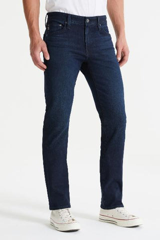 EVERETT SLIM STRAIGHT - DARK DENIM