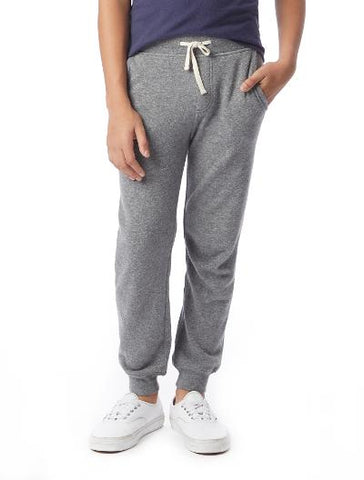 BOYS DODGEBALL PANT - GREY
