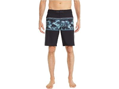 BOYS HYPERFREAK BOARD SHORT - BLACK