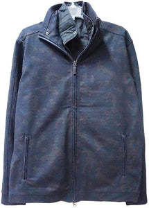 THE COOLEST CAMO JACKET - NAVY