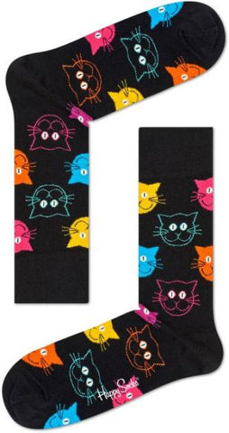 HAPPY SOCKS - CATS