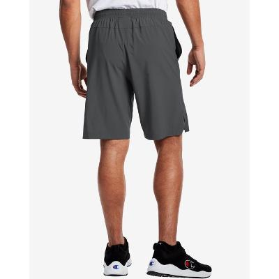 CHAMPION DOUBLE DRY SHORT - STEALTH GREY