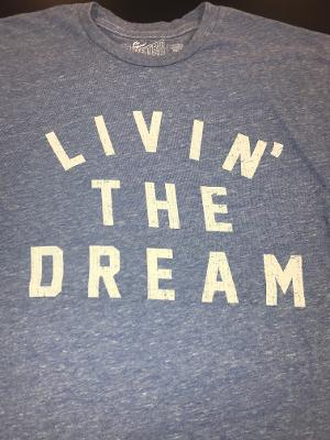 RETRO TEE - DREAM