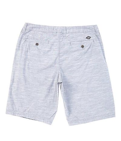 MCCORD SHORTS - LIGHT GREY