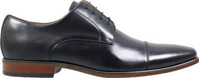 MENS POSTINO CAP TOE OXFORD - BLACK