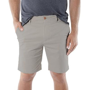 PERFORMANCE STRETCH SHORT  - GREY