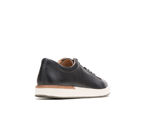 HEATH SNEAKER - BLACK LEATHER