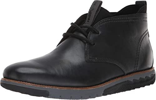 ACTIVE EXPERT CHUKKA BOOT - BLACK