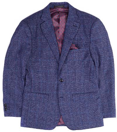 BOYS RAISIN` THE ROOF BLAZER - BLUE