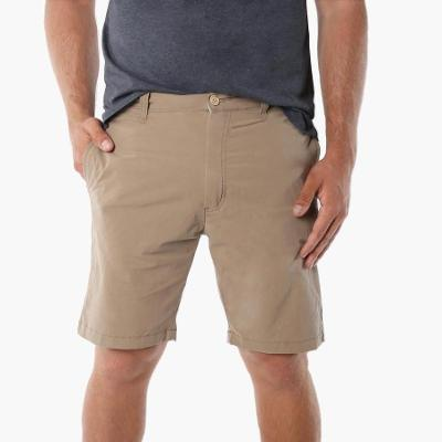 PERFORMANCE STRETCH SHORT  - KHAKI