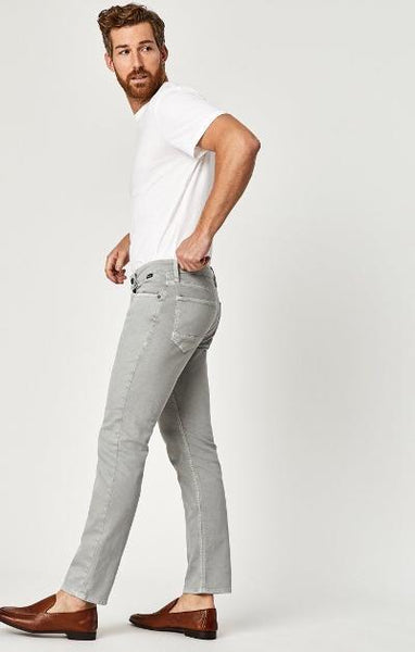 MARCUS SLIM STRAIGHT GREY COMFORT