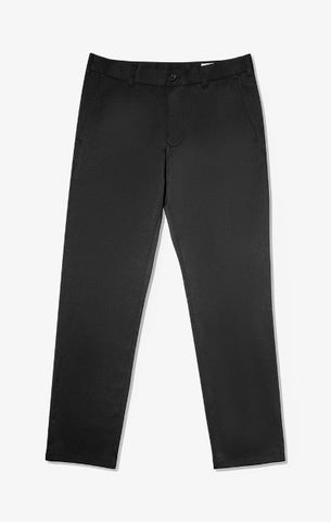 BARON SLIM FIT PERFORMANCE PANT - BLACK