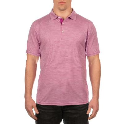 PERFORMANCE POLO - LAVENDER