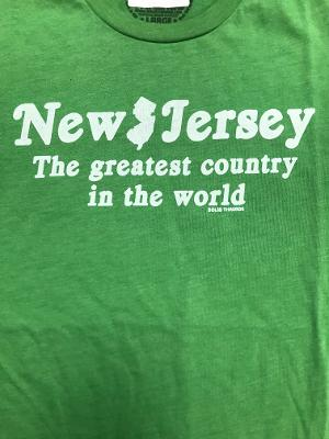 ONE COOL TEE - NJ GREEN