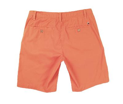 PERFORMANCE STRETCH SHORT  - ORANGE