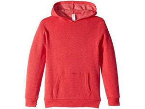BOYS CHALLENGER HOOD - RED