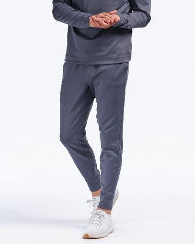 SPAR ULTRA SOFT PERFORMANCE JOGGER - NAVY