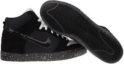 LIMITED EDITION NIKE DUNK HI - SPECKLE