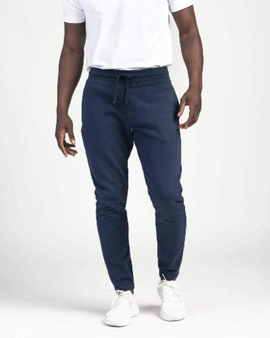HERITAGE FRENCH TERRY JOGGER - NAVY