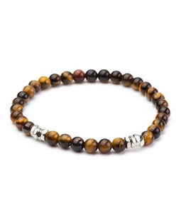 MENS BRACELET - TIGER EYE
