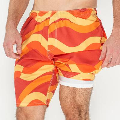 MISSION WAVE VOLLEY SWIM SHORT