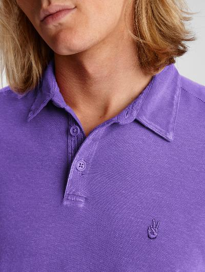 SS POLO - PURPLE