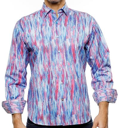 BOYS HOLY PARTY SHIRT - MULTI