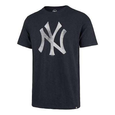 RETRO BASEBALL TEE - YANKEES