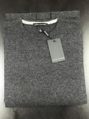 CASHMERE CREW - CHARCOAL