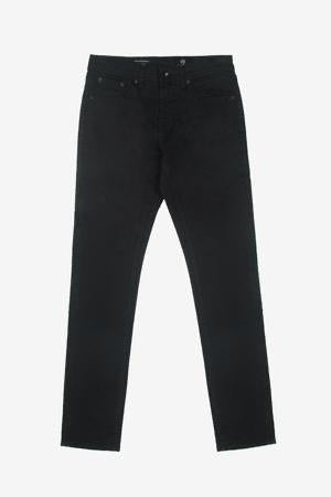 BOYS KINGSTON SLIM SKINNY JEAN - JET BLACK