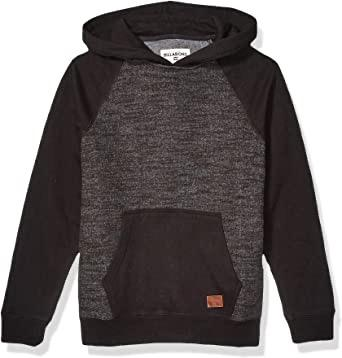 BOYS HOODY - BLACK