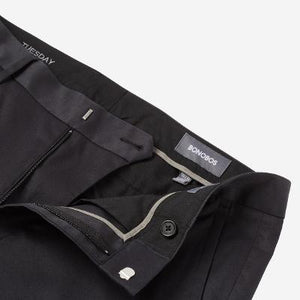 STRETCH WEEKDAY WARRIOR PANT - BLACK