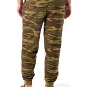 ECO-FLEECE DODGEBALL PANT - CAMO