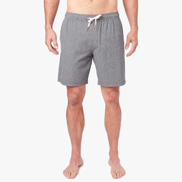 ONE SHORT LINED SHORT - GREY
