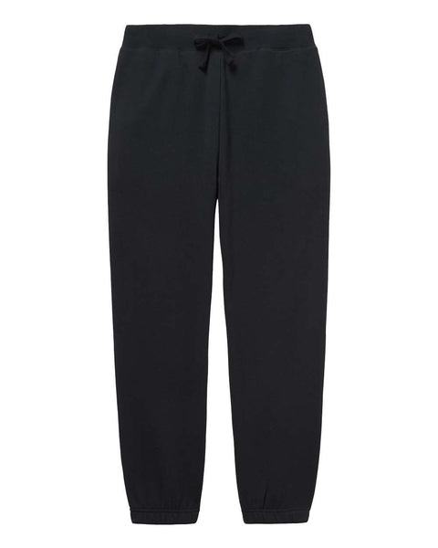 COZY FLEECE SWEATS - BLACK