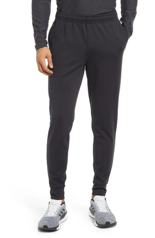 SPAR ULTRA SOFT PERFORMANCE JOGGER - BLACK