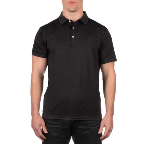 PERFORMANCE POLO - CHARCOAL
