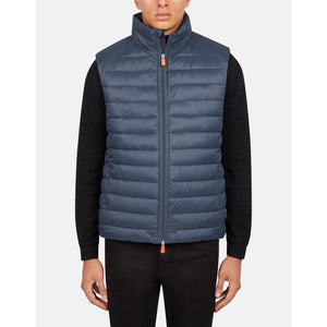SHERPA BUBBLE VEST - GREY