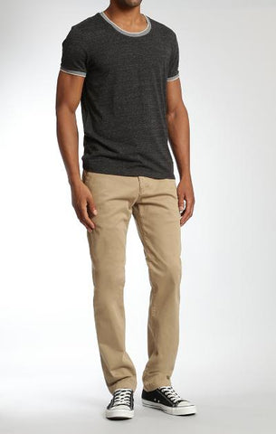 JOHNNY SLIM FIT CHINO - KHAKI