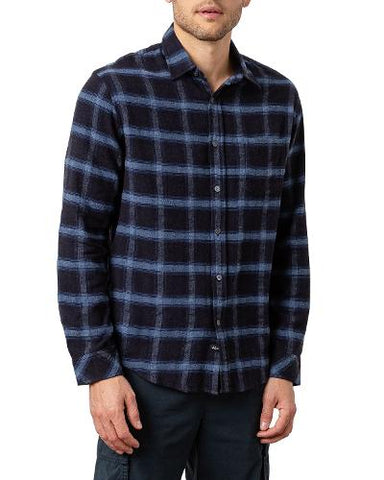 THE SOFTEST FLANNEL - NAVY