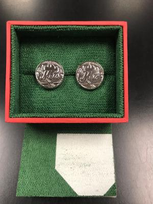 TEAM CUFFLINKS - METS